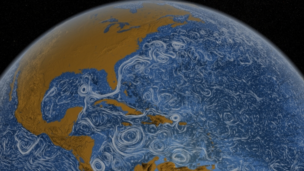 NASA original ocean currents
